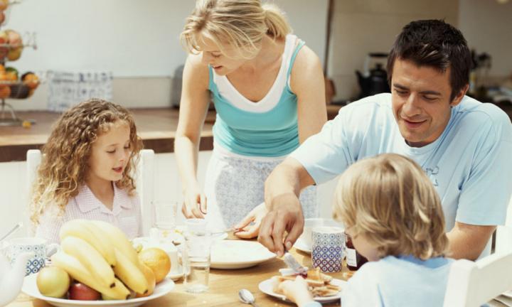 готовим полезные завтраки для семьи