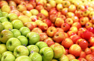 яблоки, парафин,химия