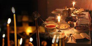 рождественский пост, блюда. рецепты