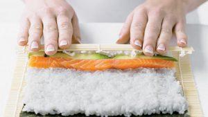 рис,суши,готовим дома,рецепт