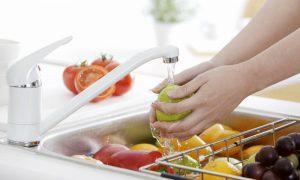 фрукты,здоровье,мытье