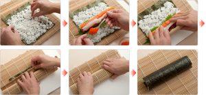 как сделать суши дома