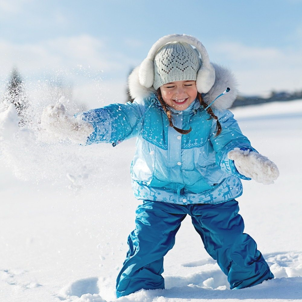 Какими вырастут дети зимы