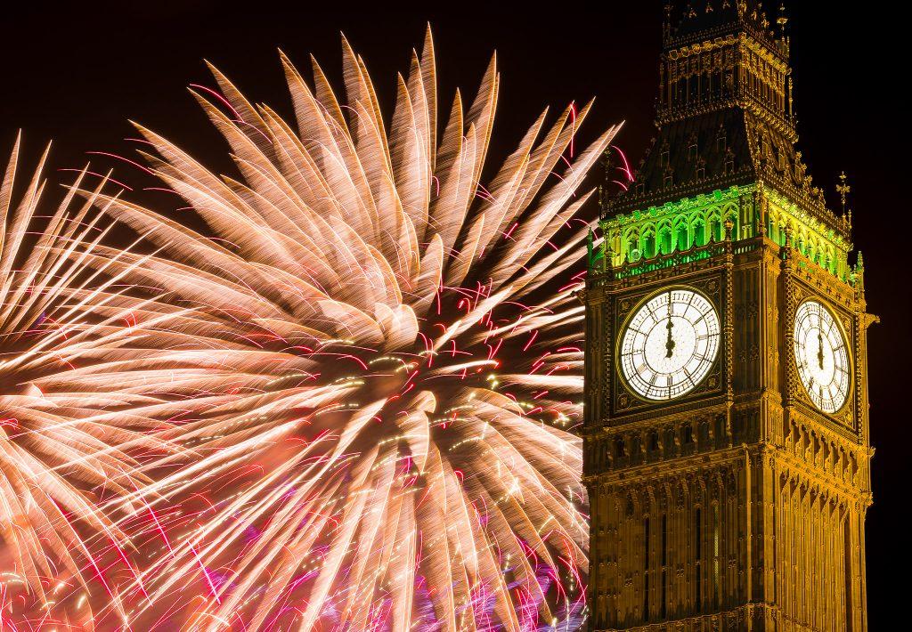 В Лондон на Новый год