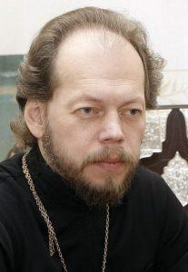 Главный редактор официального сайта УПЦ Георгий Коваленко