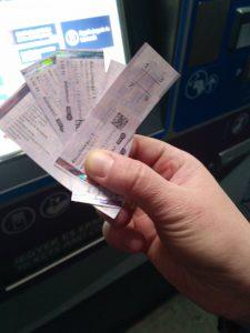 билеты на автобус и метро в Будаапеште