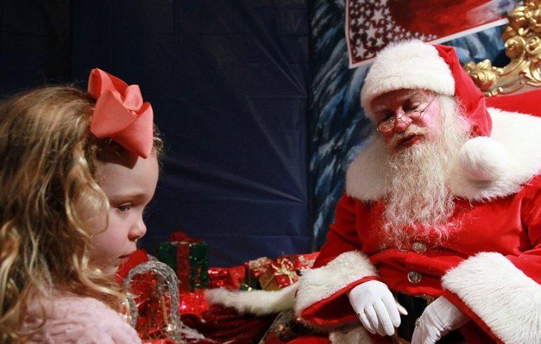 Санта Клаус существует