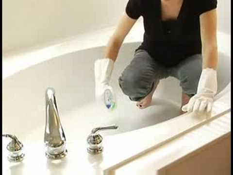 Как отчистить ванну до бела в домашних условиях народными средствами