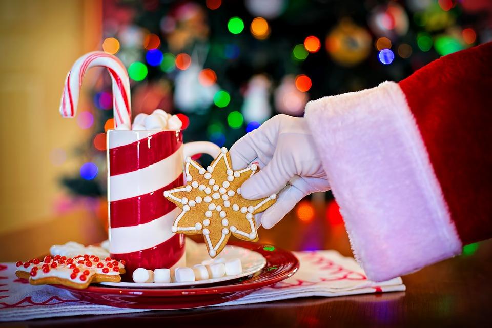 Святой Николай и подарки
