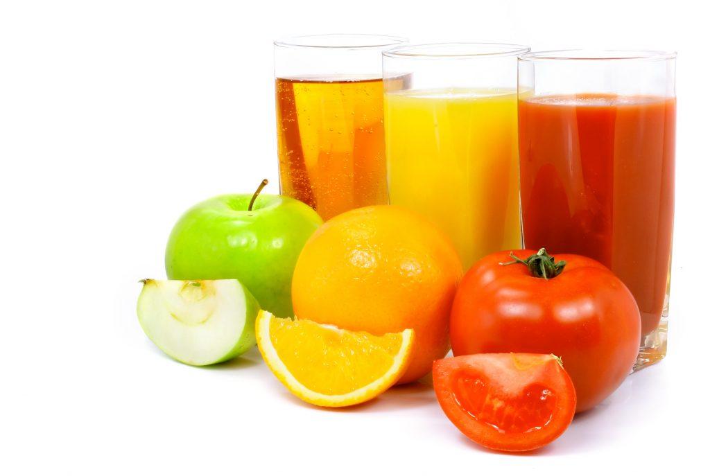 Польза сока, вода, очищение
