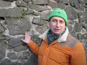 памятник шоколадной плитке, Ужгород