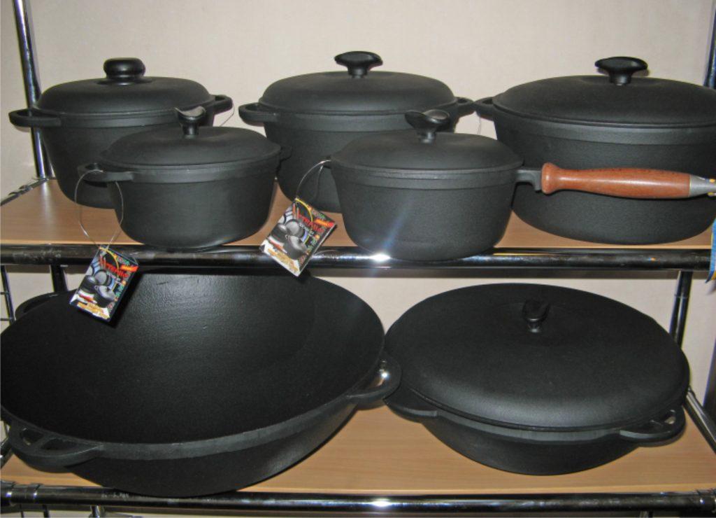Кухня, посуда, что выбрать, вечная, удобная