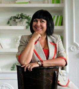 Лариса Шкловцова, психолог