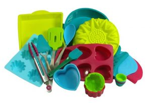 силиконовая посуда
