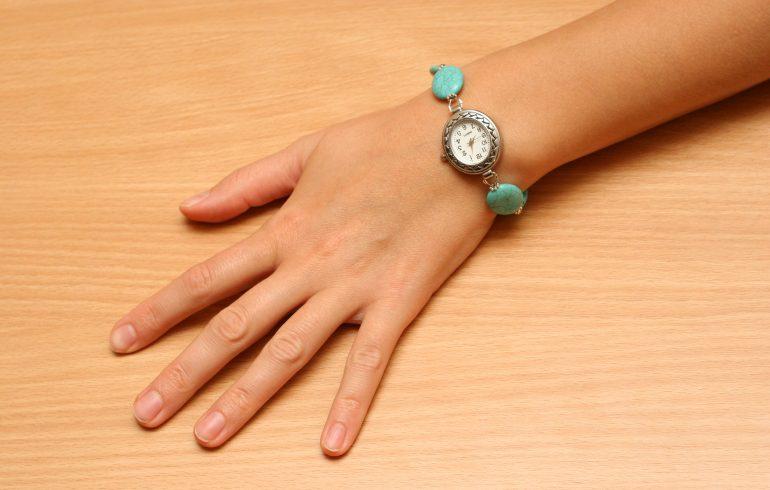 часы, браслет, мастер - класс