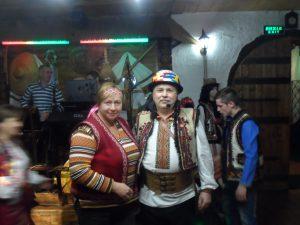 Гуцульские вечерницы,Буковина, село Беремогет