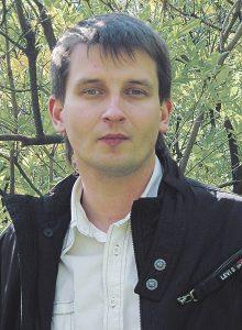 Ярослав Билиневич, ведущий специалист по закупкам горшечных растений ООО СП «Украфлора»