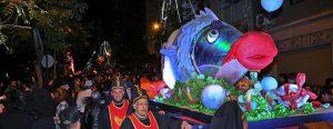 похороны сардины, карнавал, Тенерифе