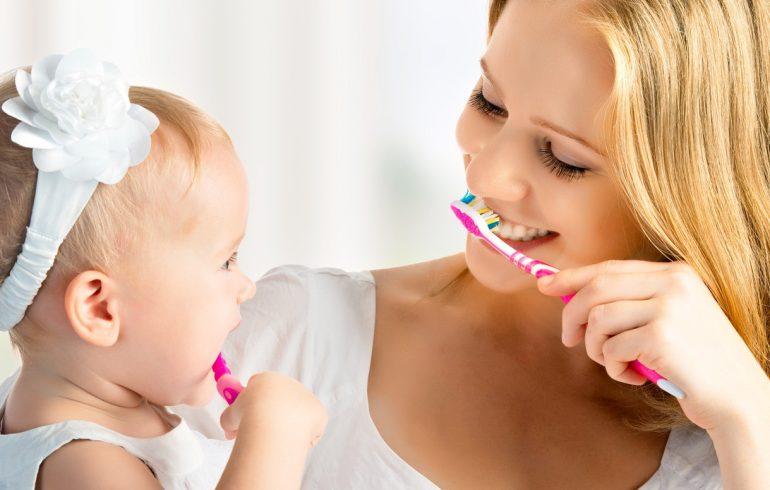 рекомендации, как чистить зубы, зубные правила