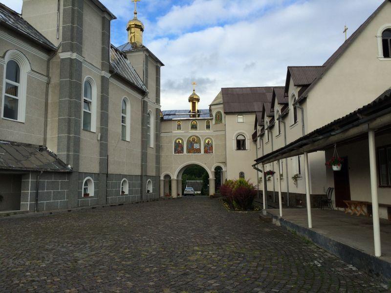 религия, Пресвятая Богородица, монастырь
