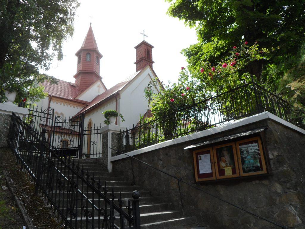 Костел Успения Пресвятой Девы Марии в Трускавце