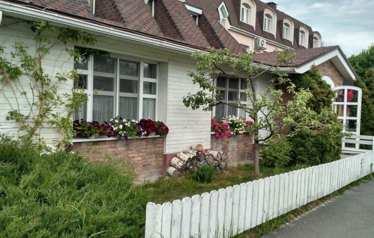 дом в прованском стиле