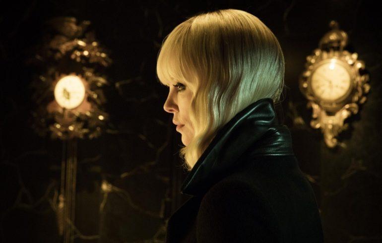 Шарлиз Терон, Атомная блондинка, премьера