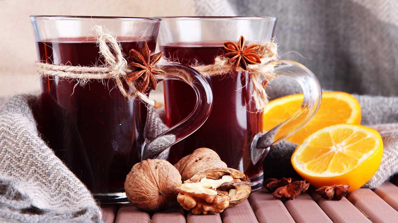 Время пить: рецепты согревающих коктейлей