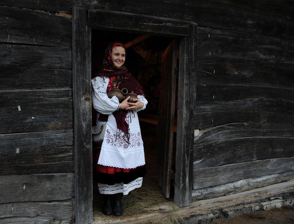 В канун праздника Святой Екатерины, 6 декабря — девушки гадали на жениха