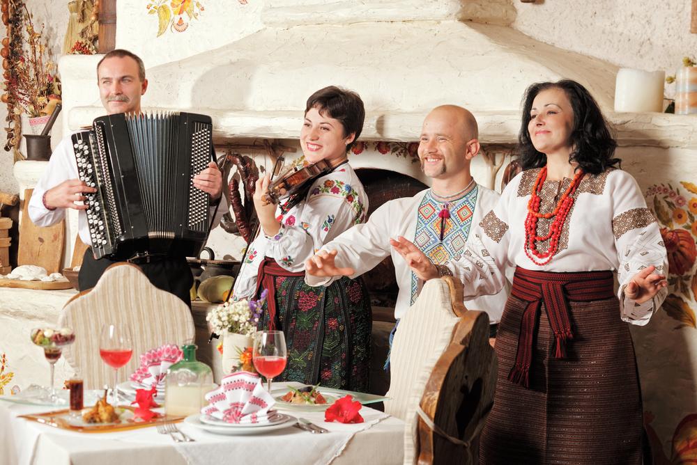 Украинский праздник Рождества