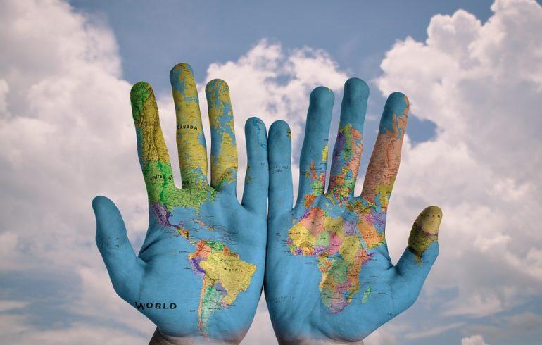 цвет рук