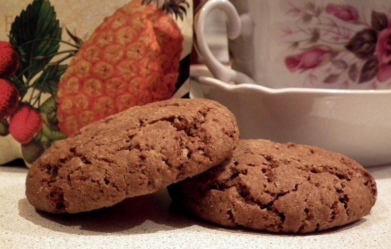 рецепт, печенье, овсянка