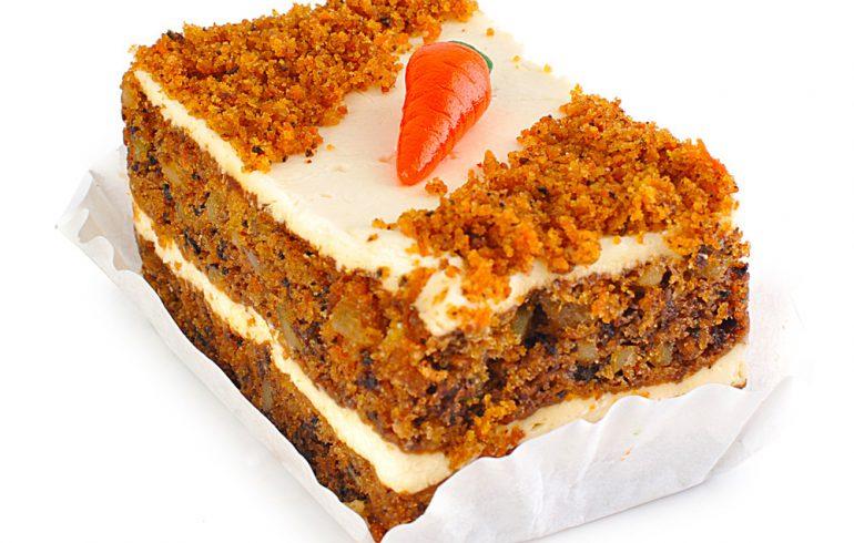 пирожные, морковь, рецепт приговление