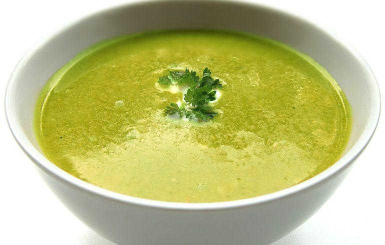 суп-пюре, рецепт