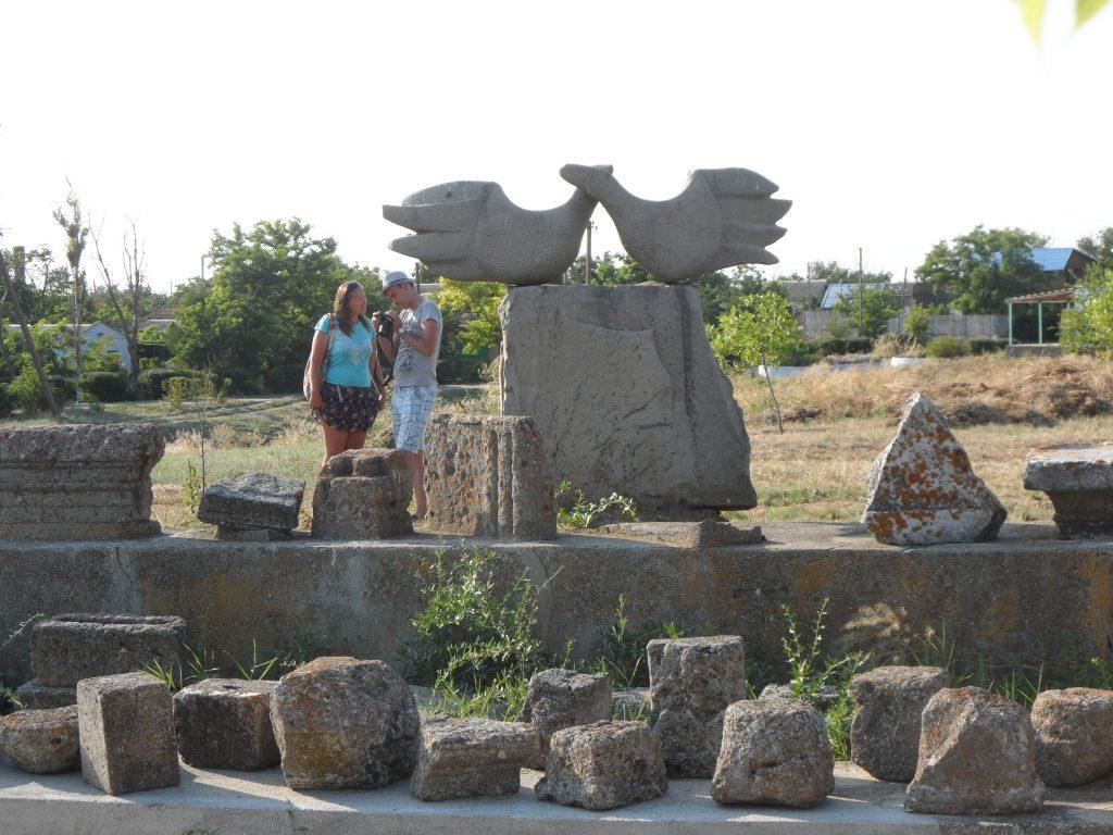 исторический заповедник «Ольвия»