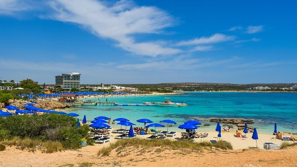 морской отдых на Кипре