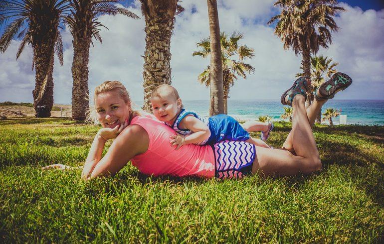 Как провести лето с ребенком