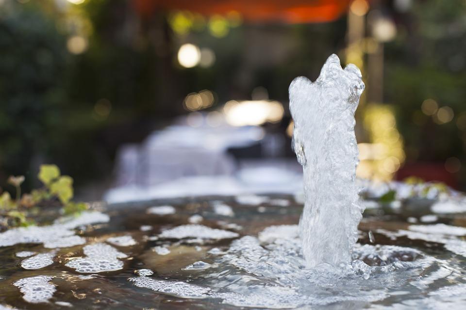 чем можно заразиться, купаясь в фонтане