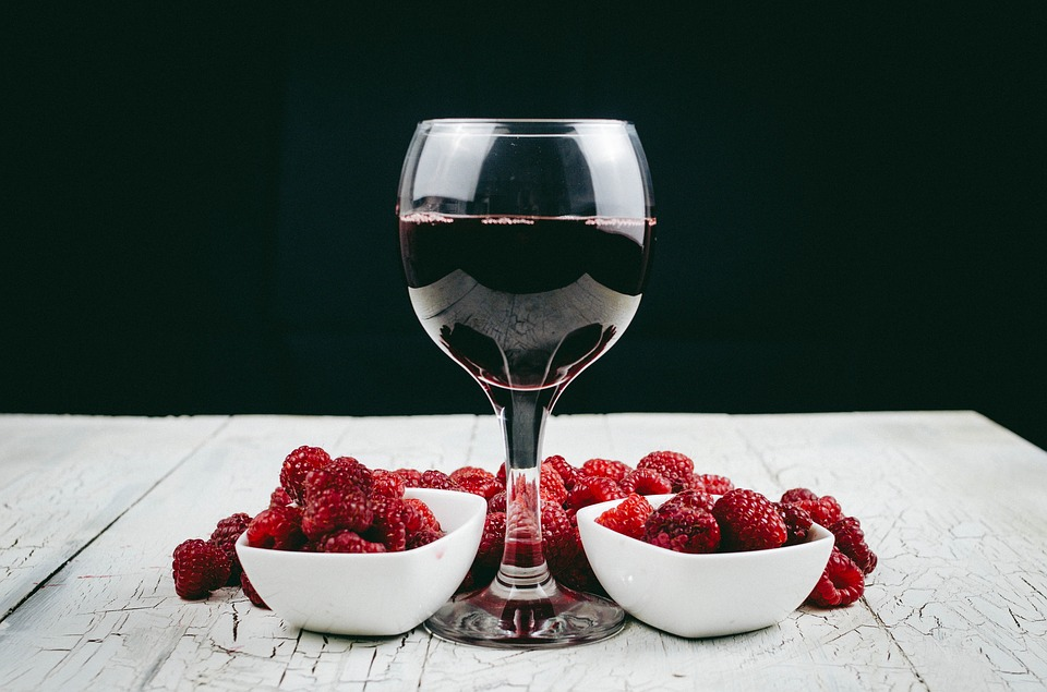 малиновое вино домашний рецепт