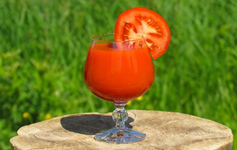Томатный сок поможет огороднику