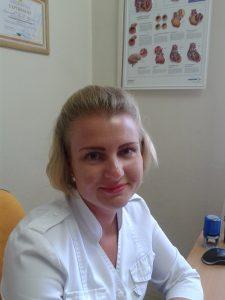 врач Алена Мельникова