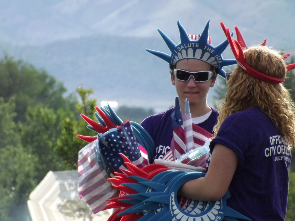 как отмечают День независимости в США