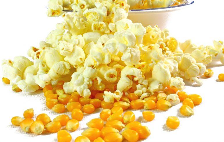 ТОП -3 рецепта приготовления попкорна