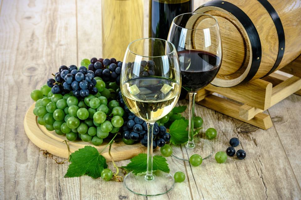 Виноградное домашнее вино. Пошаговый рецепт
