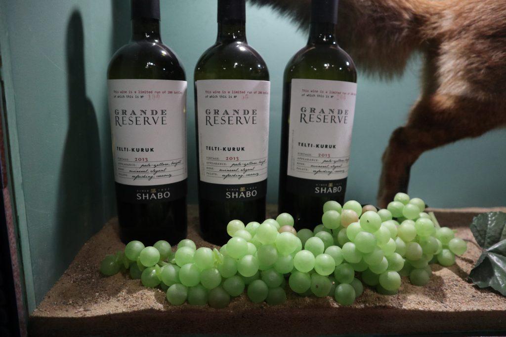 сорт винограда в вине в Шабо