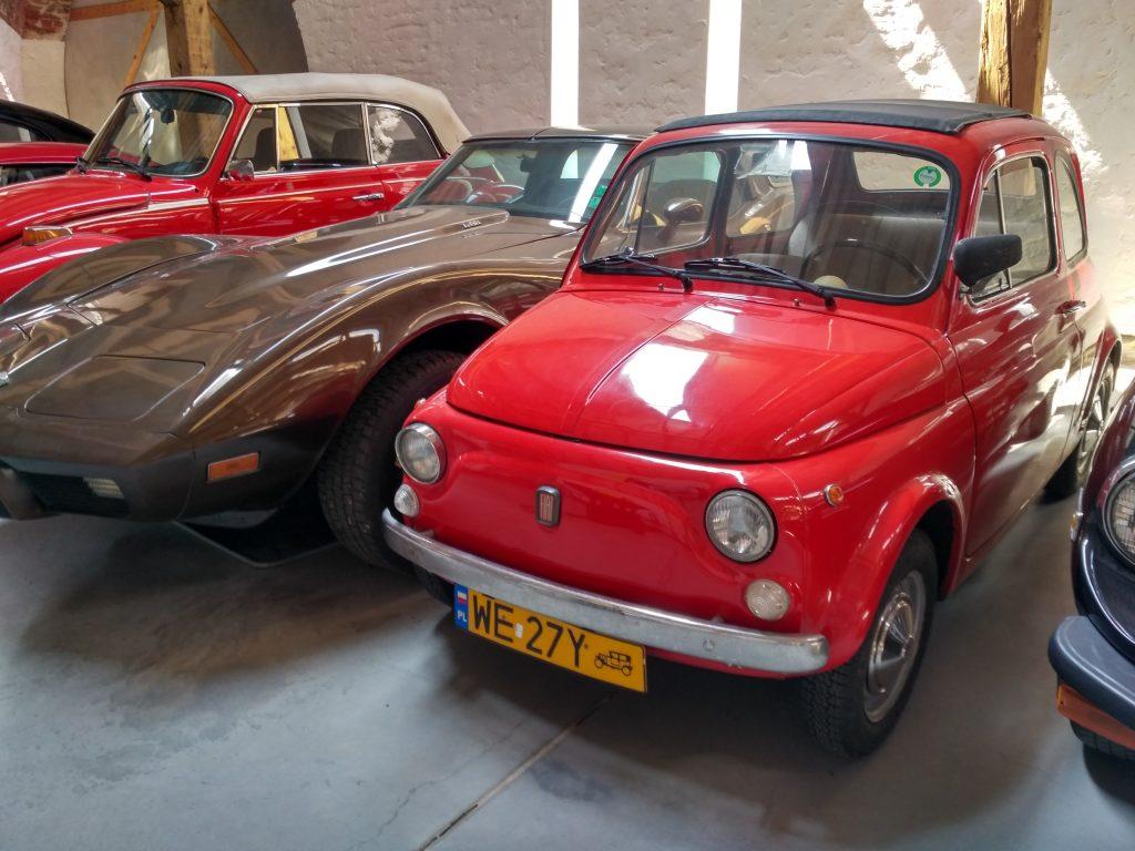 в пачкове открыли музей ретро автомобилей