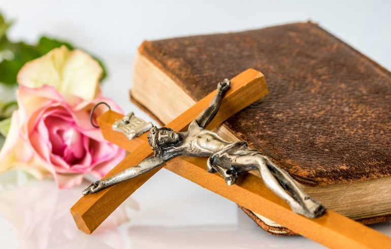 Обретение Креста Животворящего