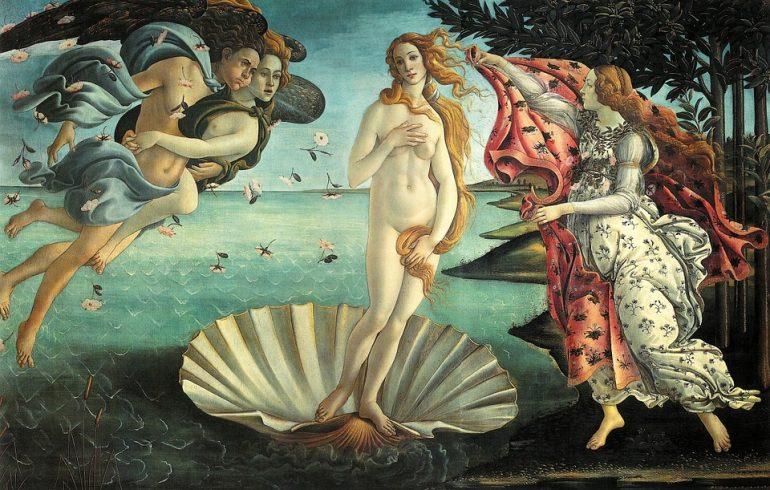 Богиня Красоты и пластические операции