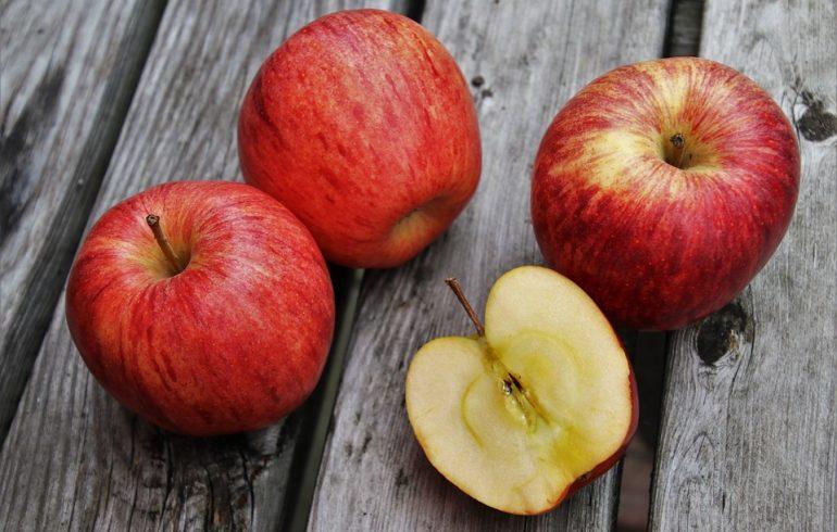 Яблоки спасут от кашля
