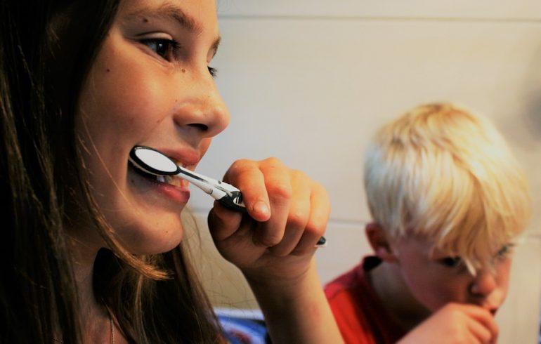 Домашняя зубная паста